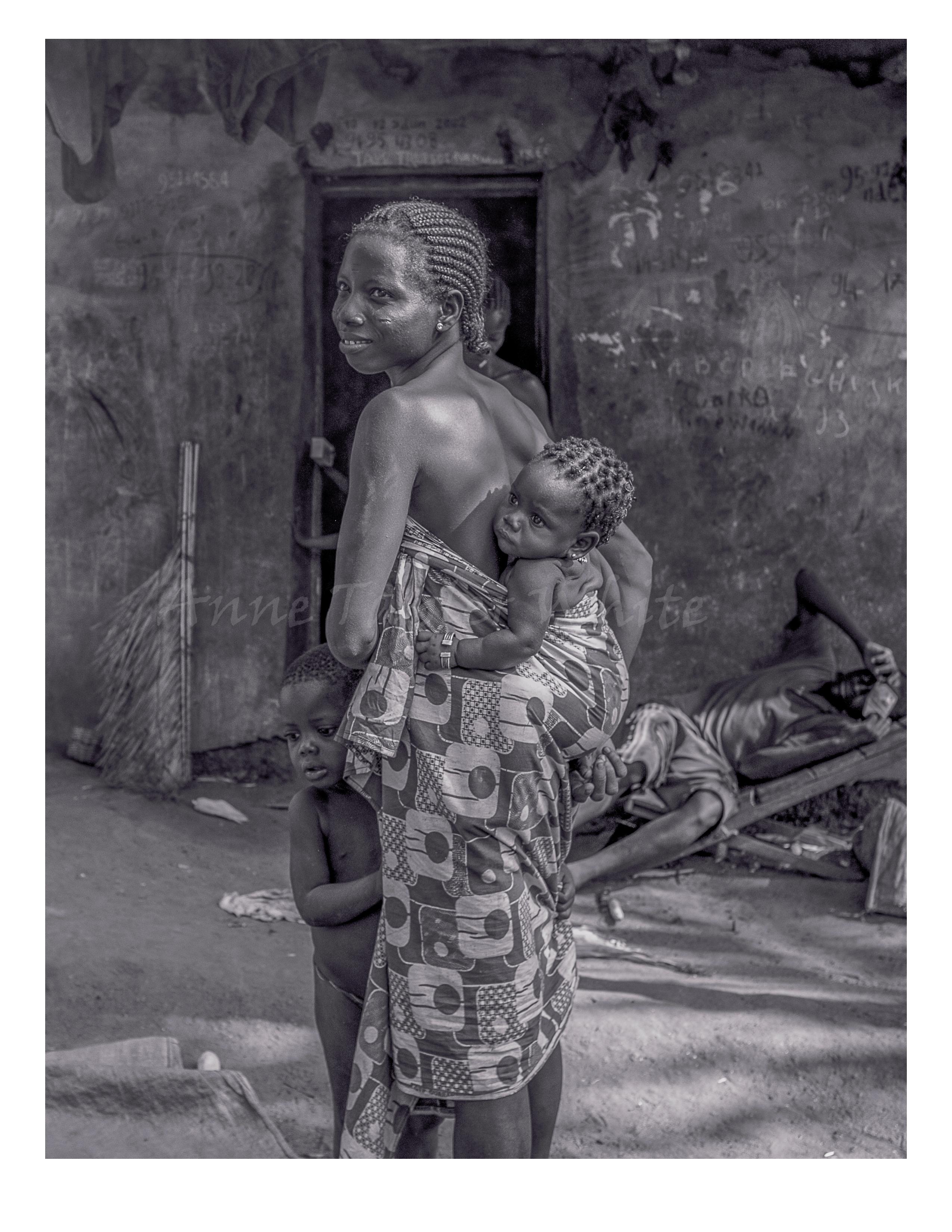 Proud Village Mother
