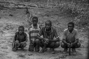 Bush Camp Visitors