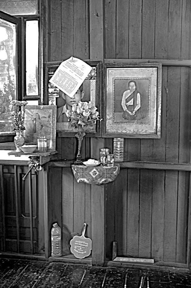 House Interior Shrine