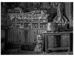 Storeroom at Monastery