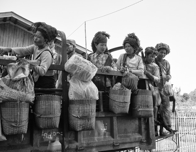 Pao Tribal Women