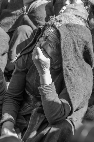 Woman at Tiji
