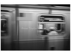 NYC Subway #1  2014