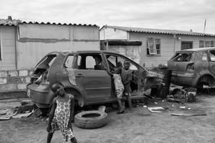 Junk Car Playground
