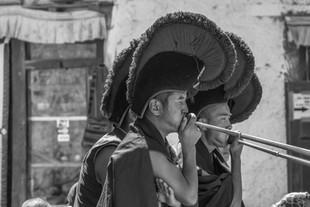Ceremonial Horns