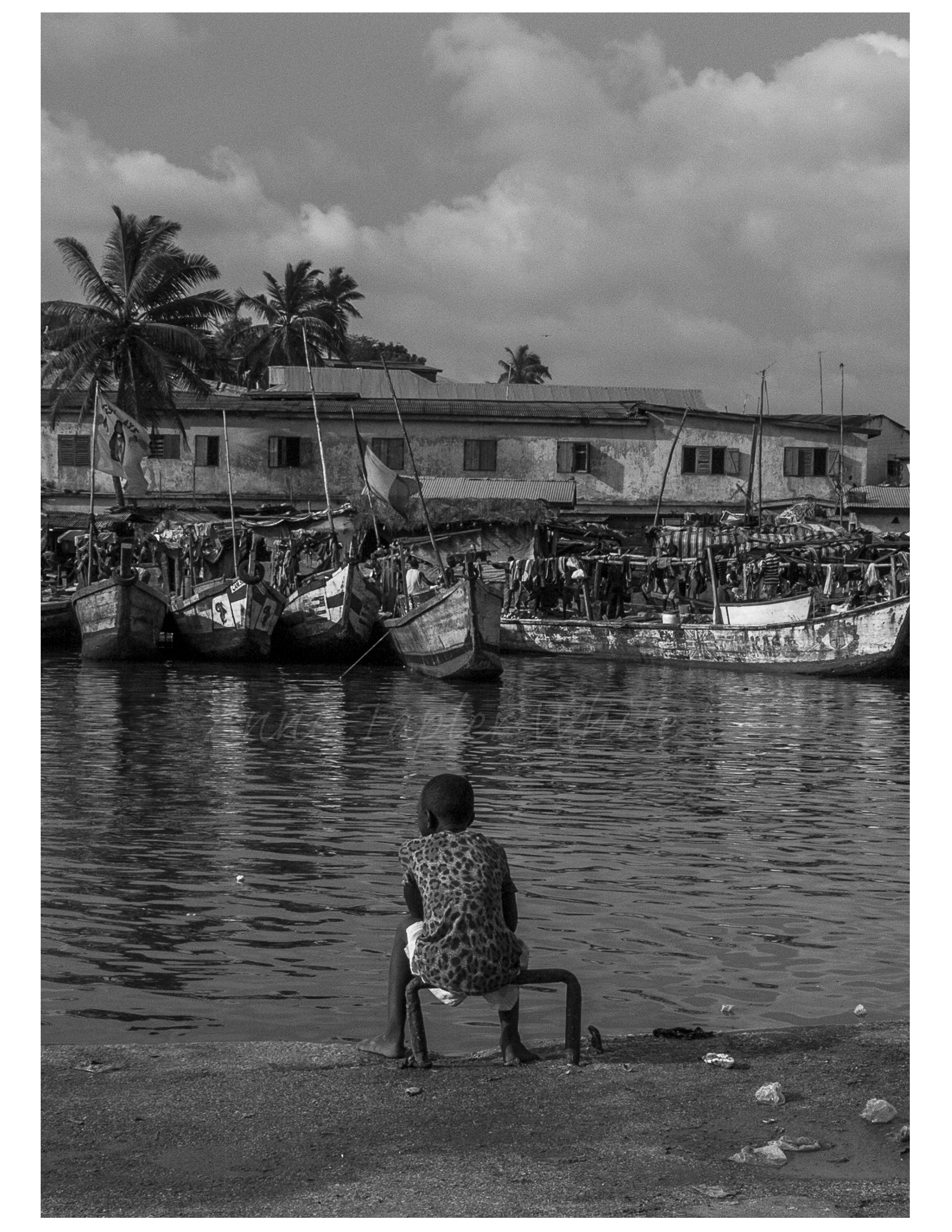 Boy in Elmina