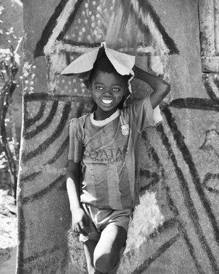 Ari Tribal Child