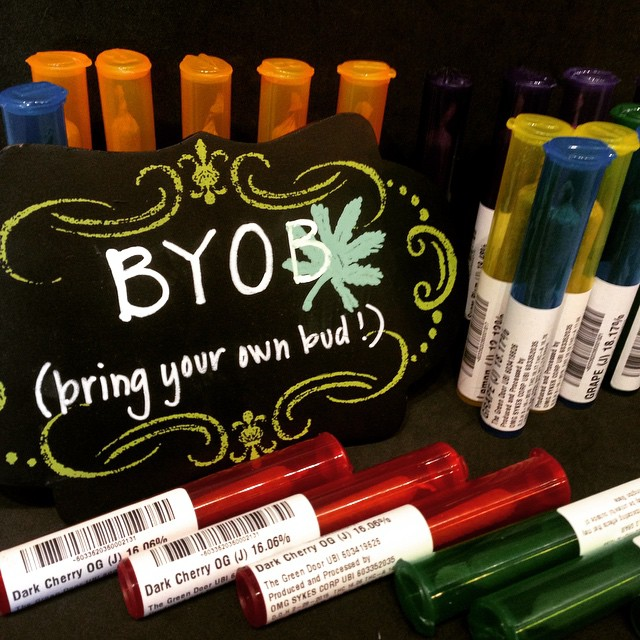 😙💨💨💨#OMGSykes #byob #thegreendoor #buckley #washington #bestbudz #joints #prerolls #legalweed #r