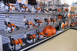 Stihl - Chainsaws and Blowers