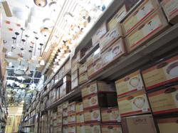Lighting, quality and selection
