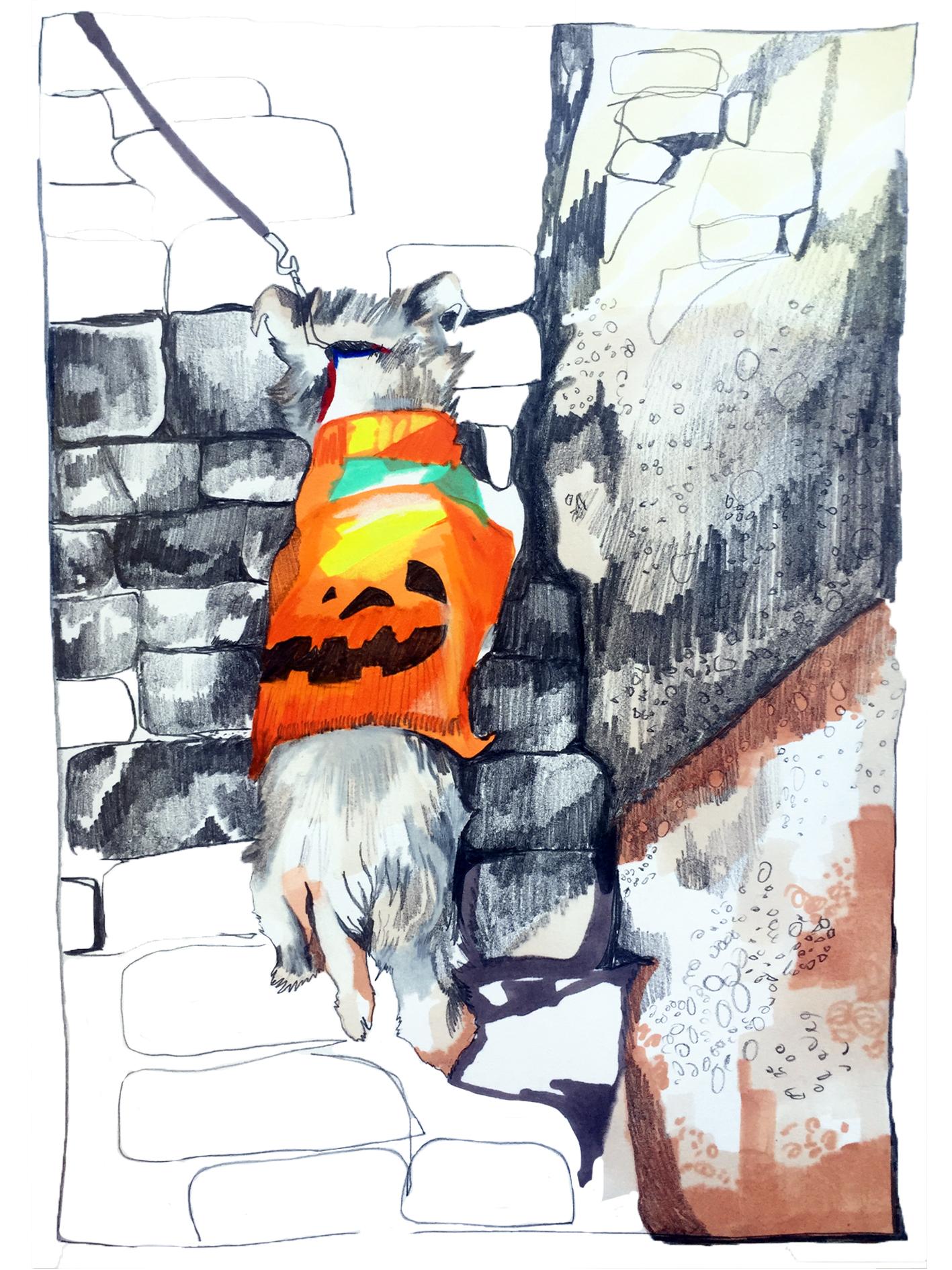 Halloween Brick Lane