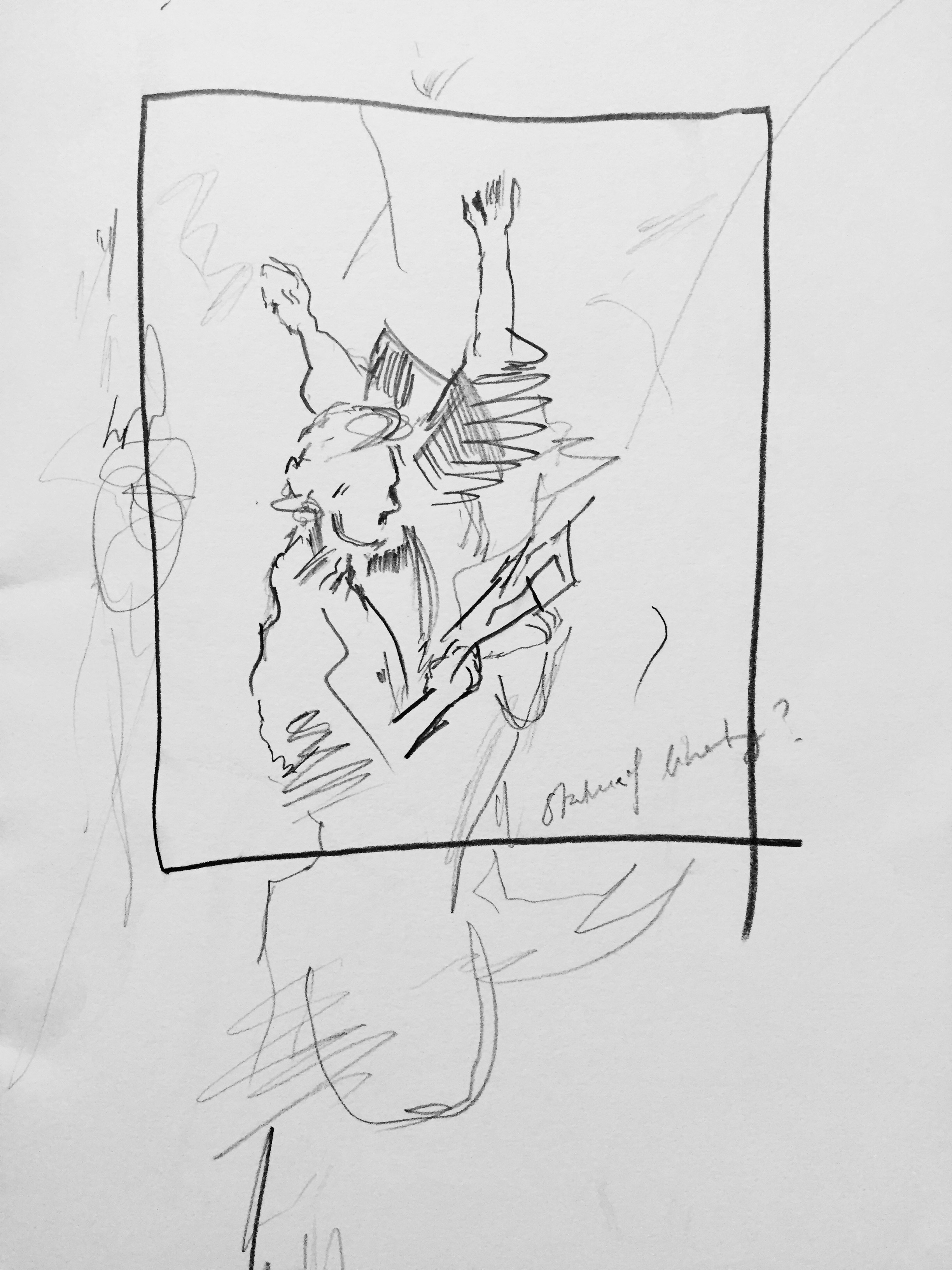 woman on tube (Statue of Liberty)