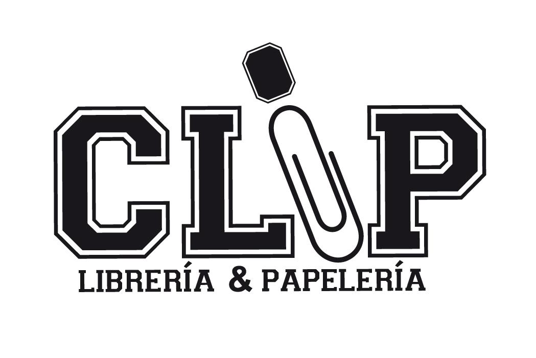 Logo librería CLIP. Pontevedra