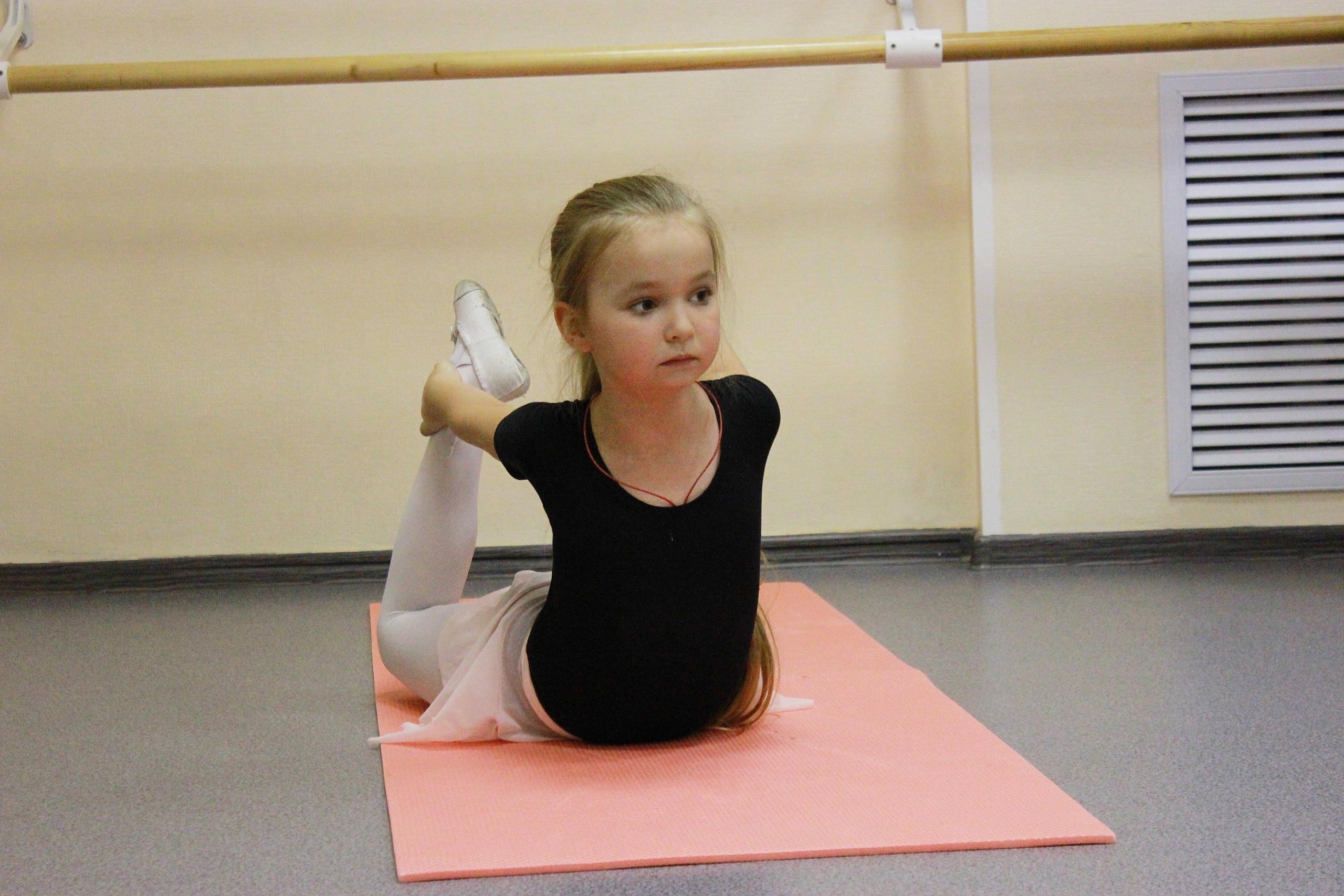 Детская танцевальная студия (школьники)