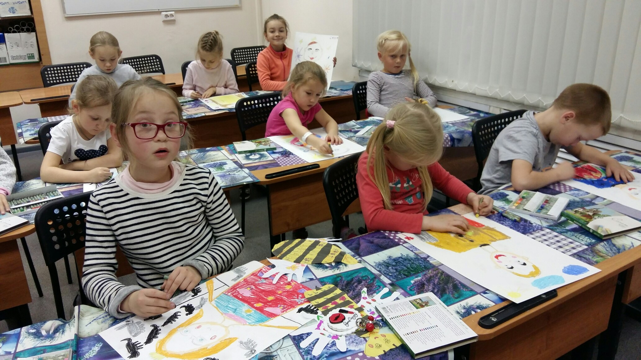 Изобразительное искусство (дошкольники)