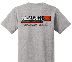 Tremayne's Trucks T - Gray