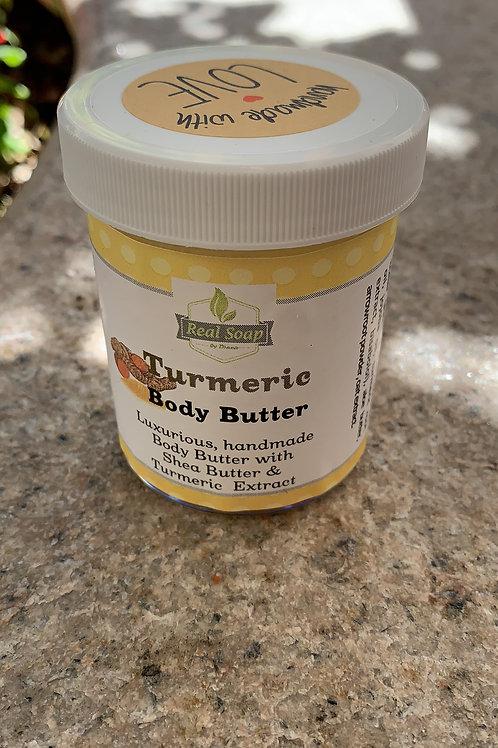 Turmeric Body Butter