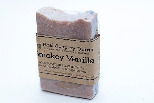 Smokey Vanilla Body Soap