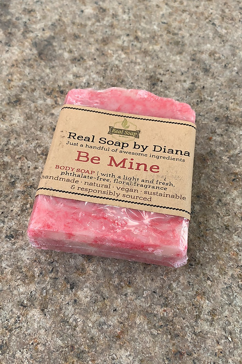 Be Mine Body Soap