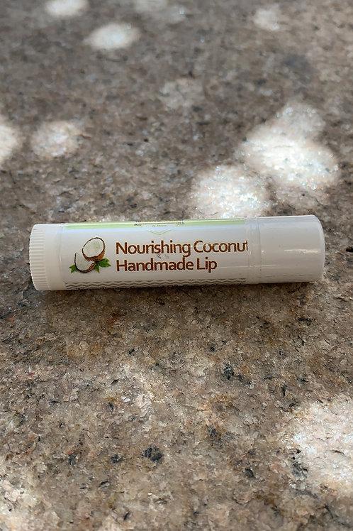 Nourishing Coconut Lip Balm