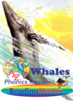 Whales Phonic Reader with animated 'read to me'