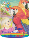 Zoo Phonic Reader with animated 'read to me'