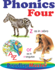 Phonics Four - with interactive audio and video