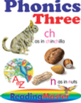 Phonics Three - with interactive audio and video