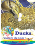Ducks Phonic Reader with animated 'read to me'