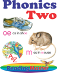 Phonics Two - with interactive audio and video