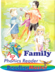 Family Phonic Reader with animated 'read to me'