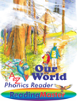 Our World Phonic Reader with animated 'read to me'
