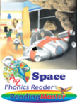 Space Phonic Reader with animated 'read to me'