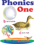 Phonics One - with interactive audio and video