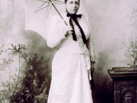 Wummin's Wednesday: Isabella Elder (1828-1905)