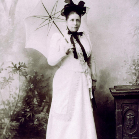 Wummin's Wednesday: Isabella Elder (1828-1905)