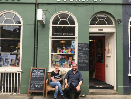 Our Fave Bookshops in Scotland