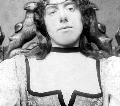 Wummin's Wednesday: Bessie MacNicol (1869 – 1904)