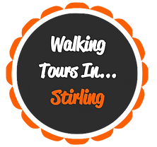 walking tours in stirling