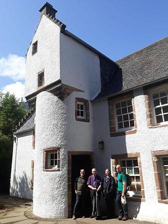 Inverness walking tour