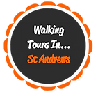 st andrews walking tour, st andrews