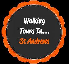 walking tour in st andrews