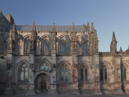 Edinburgh's Not-So Hidden Gem: Rosslyn Chapel