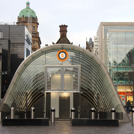 Traveller's Guide to Glasgow: The Subcrawl