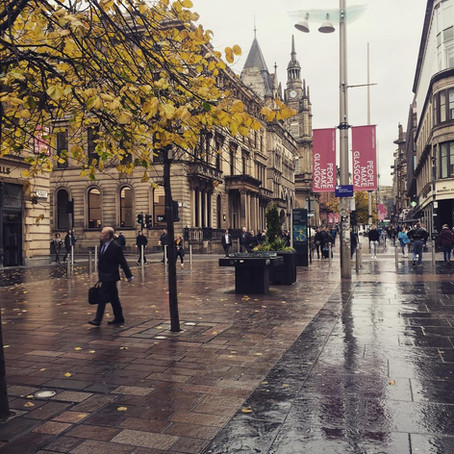 Raining in Glasgow? Here's what you should do