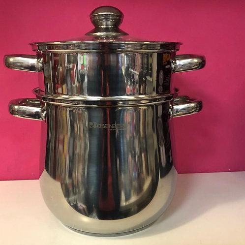 Couscous Pan RVS 6 Liter - Rosenberg