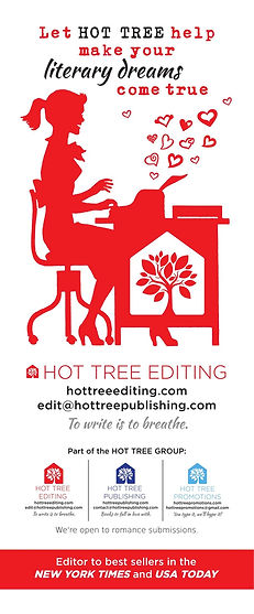 Hot Tree Editing, Hot Tree Publishing, Hot Tree Promotions
