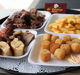 Cardápio de buffet Churrasco #expopalowa