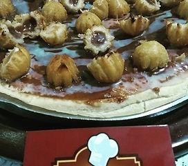Pizza churros!!!