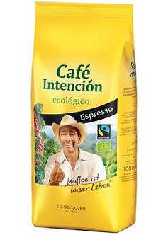 Cafe Intencion Espresso